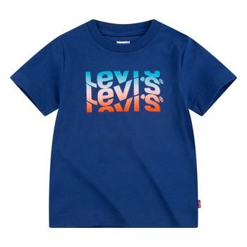 Vêtements Garçon T-shirts manches courtes Levi's 9EC826-U29