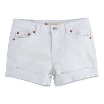Abbigliamento Bambina Shorts / Bermuda Levi's 4E4536-001