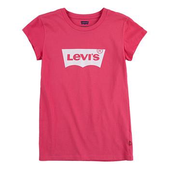 Vêtements Fille T-shirts manches courtes Levi's BATWING TEE SS