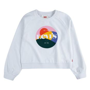 Abbigliamento Bambina Felpe Levi's 4ED410-001