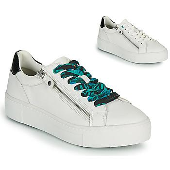 Schuhe Damen Sneaker Low Tamaris MILANIA Weiß