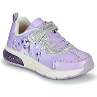 Schuhe Mädchen Sneaker Low Geox SPACECLUB GIRL