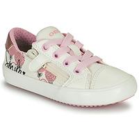 Scarpe Bambina Sneakers basse Geox GISLI GIRL