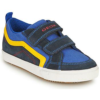 Chaussures Garçon Baskets basses Geox ALONISSO BOY