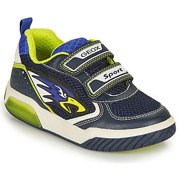 Chaussures Garçon Baskets basses Geox INEK BOY