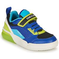 Chaussures Garçon Baskets basses Geox GRAYJAY BOY