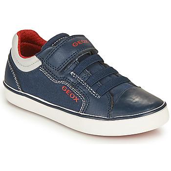 Chaussures Garçon Baskets basses Geox GISLI BOY