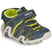 Chaussures Garçon Sandales sport Geox SANDAL KRAZE