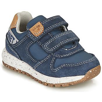 Scarpe Bambino Sneakers basse Geox ALBEN BOY