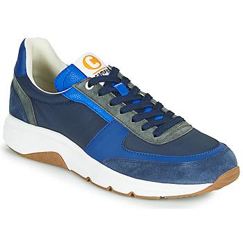 Schuhe Herren Sneaker Low Camper ASIA Blau