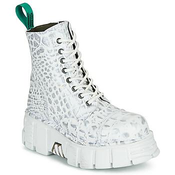 Schuhe Boots New Rock M-MILI083C-V9