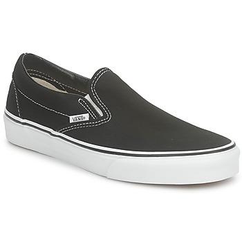 Schuhe Slip on Vans CLASSIC SLIP-ON Schwarz