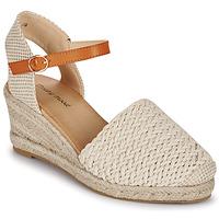 Schuhe Damen Sandalen / Sandaletten Moony Mood OCUTE Beige