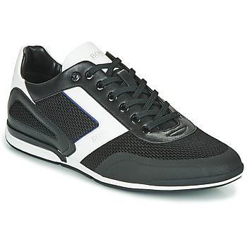 Schuhe Herren Sneaker Low BOSS SATURN LOWP ME