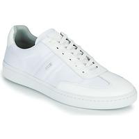 Schuhe Herren Sneaker Low BOSS RIBEIRA TENN NYLT Weiß