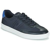 Schuhe Herren Sneaker Low BOSS RIBEIRA TENN NYLT Blau