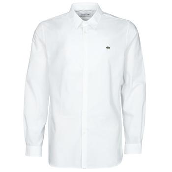 Vêtements Homme Chemises manches longues Lacoste PITTA