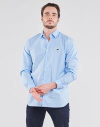 Abbigliamento Uomo Camicie maniche lunghe Lacoste PITTA