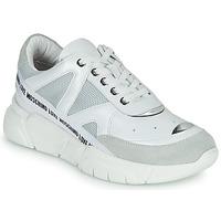 Schuhe Damen Sneaker Low Love Moschino JA15323G1C Weiß