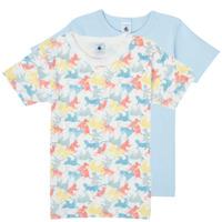 Abbigliamento Bambino T-shirt maniche corte Petit Bateau MANUR