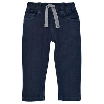 Kleidung Jungen Slim Fit Jeans Petit Bateau MILET Blau