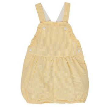 Vêtements Fille Combinaisons / Salopettes Petit Bateau MERINE