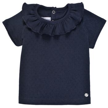 Vêtements Fille T-shirts manches courtes Petit Bateau MELISSA