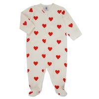 Vêtements Fille Pyjamas / Chemises de nuit Petit Bateau MESCOEURS