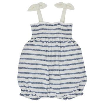Vêtements Fille Combinaisons / Salopettes Petit Bateau MILLY