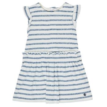 Vêtements Fille Robes courtes Petit Bateau MILANAIS