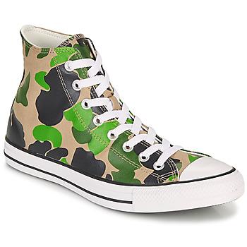 Schuhe Herren Sneaker High Converse CHUCK TAYLOR ALL STAR ARCHIVE PRINT  HI Tarnmuster