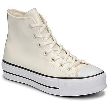 Schuhe Damen Sneaker High Converse CHUCK TAYLOR ALL STAR LIFT ANODIZED METALS HI