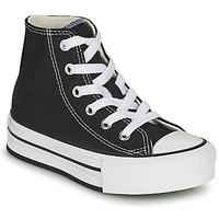 Chaussures Fille Baskets montantes Converse CHUCK TAYLOR ALL STAR EVA LIFT CANVAS COLOR HI