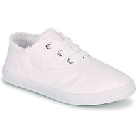 Schuhe Mädchen Sneaker Low Kaporal DESMA Weiß