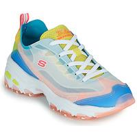 Schuhe Damen Sneaker Low Skechers D'LITES FRESH AIR Bunt