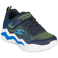 Schuhe Jungen Sneaker Low Skechers ERUPTERS IV Marineblau