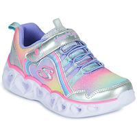 Scarpe Bambina Sneakers basse Skechers HEART LIGHTS RAINBOW LUX