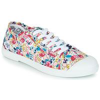 Schuhe Damen Sneaker Low Le Temps des Cerises BASIC 02 Bunt