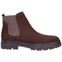 Chaussures Homme Boots CallagHan IGI&CO 1106311 polacchini scarpe uomo pelle scamosciata beige Brown
