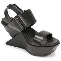 Chaussures Femme Sandales et Nu-pieds United nude DELTA WEDGE