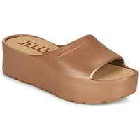 Schuhe Damen Pantoffel Lemon Jelly SUNNY Golden