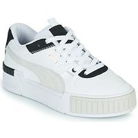 Schuhe Damen Sneaker Low Puma CALI SPORT Weiß