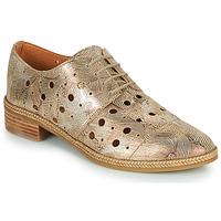 Schuhe Damen Derby-Schuhe Mam'Zelle SUPER Beige