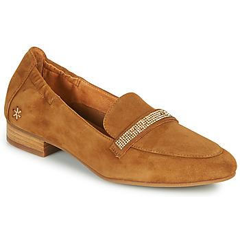 Schuhe Damen Slipper Mam'Zelle ZAVON Braun,