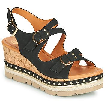 Schuhe Damen Sandalen / Sandaletten Mam'Zelle PAPOTE