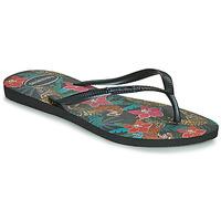 Chaussures Femme Tongs Havaianas SLIM TROPICAL