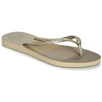 Chaussures Femme Tongs Havaianas SLIM PALETTE GLOW