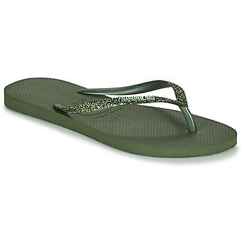 Chaussures Femme Tongs Havaianas SLIM GLITTER II