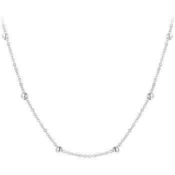 Montres & Bijoux Femme Colliers / Sautoirs Sc Crystal B2370-ARGENT Argenté