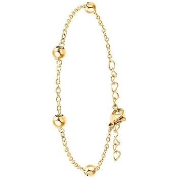 Montres & Bijoux Femme Bracelets Sc Crystal B2371-DORE Doré